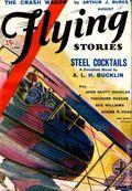 Flying Stories (1928-1930 New Metropolitan) Pulp Vol. 4 #4