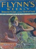 Flynn's Weekly Detective Fiction (1924-1926 Red Star News) Pulp Vol. 16 #5