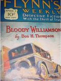 Flynn's Weekly Detective Fiction (1924-1926 Red Star News) Pulp Vol. 23 #1