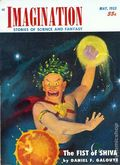 Imagination (1950 Digest) Vol. 4 #4