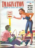 Imagination (1950 Digest) Vol. 6 #1