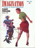 Imagination (1950-1958 Greenleaf) Stories of Science and Fantasy/Science Fiction Vol. 6 #5