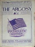 Argosy Part 2: Argosy (1894-1920 Munsey Publications) Vol. 18 #4