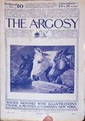 Argosy Part 2: Argosy (1894-1920 Munsey Publications) Vol. 19 #1