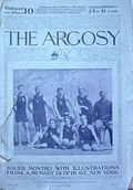 Argosy Part 2: Argosy (1894-1920 Munsey Publications) Vol. 20 #4