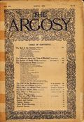 Argosy Part 2: Argosy (1894-1920 Munsey Publications) Vol. 21 #6