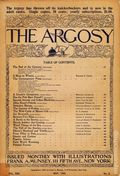 Argosy Part 2: Argosy (1894-1920 Munsey Publications) Vol. 22 #2