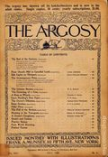 Argosy Part 2: Argosy (1894-1920 Munsey Publications) Vol. 22 #4