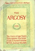 Argosy Part 2: Argosy (1894-1920 Munsey Publications) Vol. 23 #3