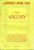Argosy Part 2: Argosy (1894-1920 Munsey Publications) Vol. 28 #4