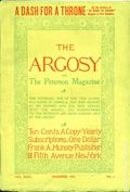 Argosy Part 2: Argosy (1894-1920 Munsey Publications) Vol. 29 #1