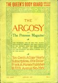 Argosy Part 2: Argosy (1894-1920 Munsey Publications) Vol. 29 #2