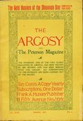 Argosy Part 2: Argosy (1894-1920 Munsey Publications) Vol. 29 #4