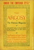 Argosy Part 2: Argosy (1894-1920 Munsey Publications) Vol. 30 #1