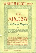 Argosy Part 2: Argosy (1894-1920 Munsey Publications) Vol. 31 #3
