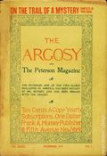 Argosy Part 2: Argosy (1894-1920 Munsey Publications) Vol. 32 #1