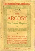 Argosy Part 2: Argosy (1894-1920 Munsey Publications) Vol. 33 #1