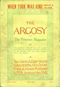 Argosy Part 2: Argosy (1894-1920 Munsey Publications) Vol. 33 #4
