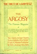 Argosy Part 2: Argosy (1894-1920 Munsey Publications) Vol. 34 #1