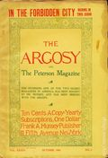 Argosy Part 2: Argosy (1894-1920 Munsey Publications) Vol. 34 #3