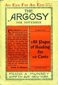 Argosy Part 2: Argosy (1894-1920 Munsey Publications) Vol. 34 #4