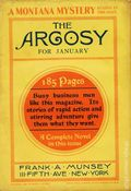 Argosy Part 2: Argosy (1894-1920 Munsey Publications) Vol. 35 #2