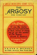 Argosy Part 2: Argosy (1894-1920 Munsey Publications) Vol. 35 #3