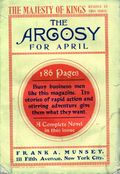Argosy Part 2: Argosy (1894-1920 Munsey Publications) Vol. 36 #1