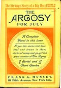 Argosy Part 2: Argosy (1894-1920 Munsey Publications) Vol. 36 #4
