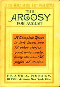 Argosy Part 2: Argosy (1894-1920 Munsey Publications) Vol. 37 #1