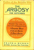 Argosy Part 2: Argosy (1894-1920 Munsey Publications) Vol. 37 #2