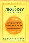 Argosy Part 2: Argosy (1894-1920 Munsey Publications) Vol. 37 #3