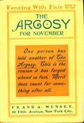 Argosy Part 2: Argosy (1894-1920 Munsey Publications) Vol. 37 #4