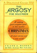 Argosy Part 2: Argosy (1894-1920 Munsey Publications) Vol. 38 #1