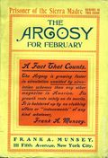 Argosy Part 2: Argosy (1894-1920 Munsey Publications) Vol. 38 #3