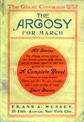 Argosy Part 2: Argosy (1894-1920 Munsey Publications) Vol. 38 #4