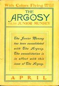 Argosy Part 2: Argosy (1894-1920 Munsey Publications) Vol. 39 #1