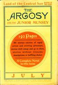 Argosy Part 2: Argosy (1894-1920 Munsey Publications) Vol. 39 #4