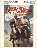 Burroughs Bulletin (1990 Burroughs Bibliophiles) New Series Fanzine 5