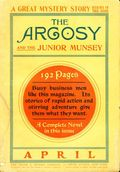Argosy Part 2: Argosy (1894-1920 Munsey Publications) Vol. 42 #1