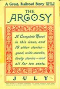Argosy Part 2: Argosy (1894-1920 Munsey Publications) Vol. 45 #4