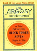 Argosy Part 2: Argosy (1894-1920 Munsey Publications) Vol. 49 #2