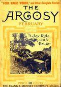 Argosy Part 2: Argosy (1894-1920 Munsey Publications) Vol. 65 #3