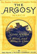 Argosy Part 2: Argosy (1894-1920 Munsey Publications) Vol. 65 #4
