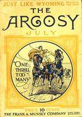 Argosy Part 2: Argosy (1894-1920 Munsey Publications) Vol. 66 #4