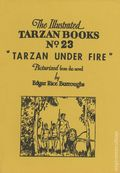 Illustrated Tarzan Books SC (1967-1968 House of Greystoke) 23-1ST
