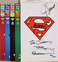 Return of Superman Collection (1993 Dynamic Forces) SET-1