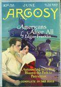 Argosy Part 2: Argosy (1894-1920 Munsey Publications) Vol. 85 #3