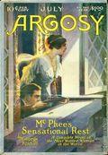 Argosy Part 2: Argosy (1894-1920 Munsey Publications) Vol. 85 #4