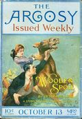 Argosy Part 2: Argosy (1894-1920 Munsey Publications) Vol. 87 #2